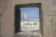 Willemstoren博内尔岛 免版税库存图片