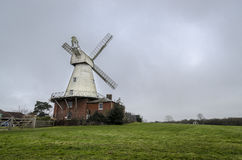 Willesborough Windmill, Ashford, Kent, UK Stock Images