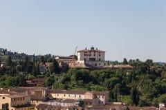 Willi agapa Arrighetti w słonecznym dniu florence Włoch Toskanii Zdjęcia Royalty Free