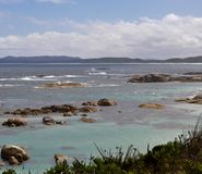 William Bay National Park: Great Southern Ocean royalty free stock image