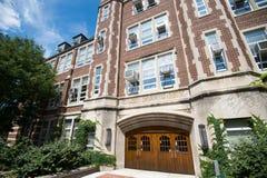 William Berkey Hall, MSU Campus Stock Photography