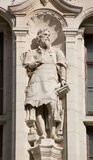 William Caxton Statue Stock Photos