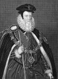 William Cecil Royalty-vrije Stock Afbeeldingen