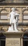 William Etty Statue at the York Art Gallery Stock Photos