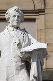 William Etty Statue in York Royalty Free Stock Images