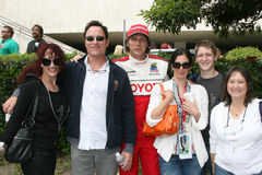 William Fitchner & Friends Toyota Long Beach Grand Prix - Pro/Celeb Race 2008  - Long Beach, CA Stock Image