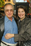 William Friedkin, Sherry Lansing Royalty Free Stock Photos