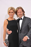 William H. Macy & Felicity Huffman Royalty Free Stock Photography