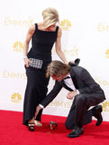 William H. Macy and Felicity Huffman Stock Photography