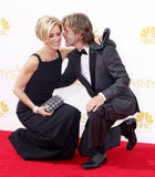 William H. Macy and Felicity Huffman Stock Photos