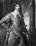 William Hamilton, 2. Herzog von Hamilton Stockfotos