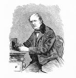 William Henry Fox Talbot,British scientist and  inventor Stock Images