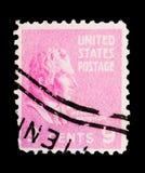 William Henry Harrison (1773-1841), 9no presidente de los E.E.U.U., RRPP Fotografía de archivo libre de regalías