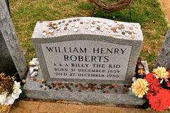 William Henry Roberts Grave Stock Photo