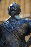 William Herbert Statue at the Bodleian Library in Oxford Royalty Free Stock Photography