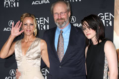 William Hurt,Kristen Stewart,Maria Bello,Hurts Royalty Free Stock Image