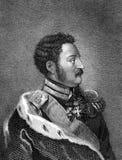 William II, Wähler von Hesse stockfoto