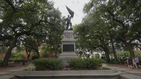 William Jasper Monument/sabana/los E.E.U.U. metrajes