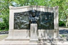 William Jay Gaynor Memorial - Brooklyn Stockbilder
