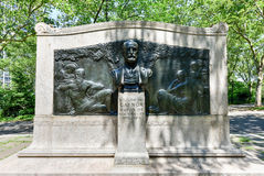 William Jay Gaynor Memorial - Brooklyn stock afbeeldingen