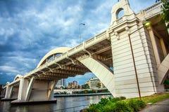 William Jolly Bridge Brisbane  Australia Stock Photography