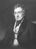 William Lawrence, 1st Baronet Stock Image