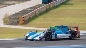 William Lok av den Eurasia motorsporten i den asiatLe Mans serien - lopp royaltyfria bilder