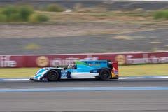 William Lok av den Eurasia motorsporten i den asiatLe Mans serien - lopp royaltyfria foton