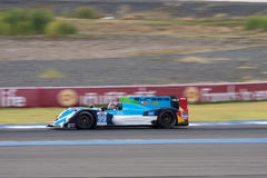William Lok Eurasia Motorsport w azjata Le Mans seriach - rasa Zdjęcia Royalty Free