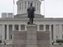 William McKinley Statue stock afbeelding