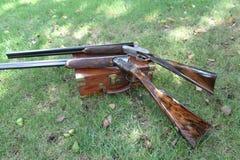 William Moore & Grey shotgun stock image