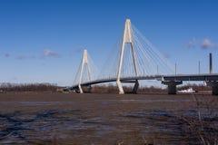 William Natcher most - rzeka ohio obrazy royalty free