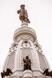 William Penn Statue, Philadelphia Stock Photos