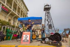 William piekarz Alcatraz Zdjęcia Stock