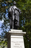 William Pitt Statue in London Royalty Free Stock Photography