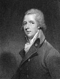 William Pitt, the Younger Royalty Free Stock Photography