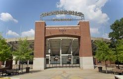 William R Pierwszy brama przy vanderbilt stadium w Nashville, TN Obraz Stock