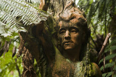 William ricketts sanctuary Stock Images
