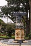 William Robert Blythe Memorial Fountain in Napier, Nieuw Zeeland Stock Foto's