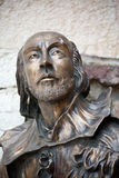 William Shakespeare statue Stock Images
