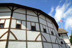 William Shakespeares Globe Theatre Stock Photography