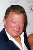 William Shatner. At the St. Jude Children's Research Hospital 50th Anniversary Gala, Beverly Hilton, Beverly Hills, CA 01-07-12 Royalty Free Stock Photo
