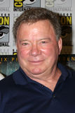William Shatner Fotografie Stock