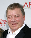 William Shatner Image stock