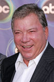 William Shatner Lizenzfreie Stockfotografie