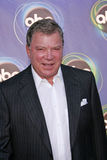 William Shatner. At the ABC 2005 Summer Press Tour All-Star Party, The Abby, West Hollywood, CA 07-27-05 Royalty Free Stock Images