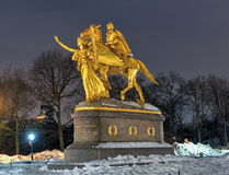 William Tecumseh Sherman Memorial, New York Royalty Free Stock Images