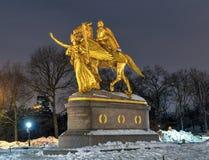 William Tecumseh Sherman Memorial, Nueva York Imágenes de archivo libres de regalías