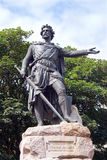 William Wallace - Braveheart Images libres de droits