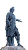 William Wallace - Braveheart Aberdeen, Scotland. William Wallace isolated statue - Braveheart Aberdeen, Scotland Royalty Free Stock Photos